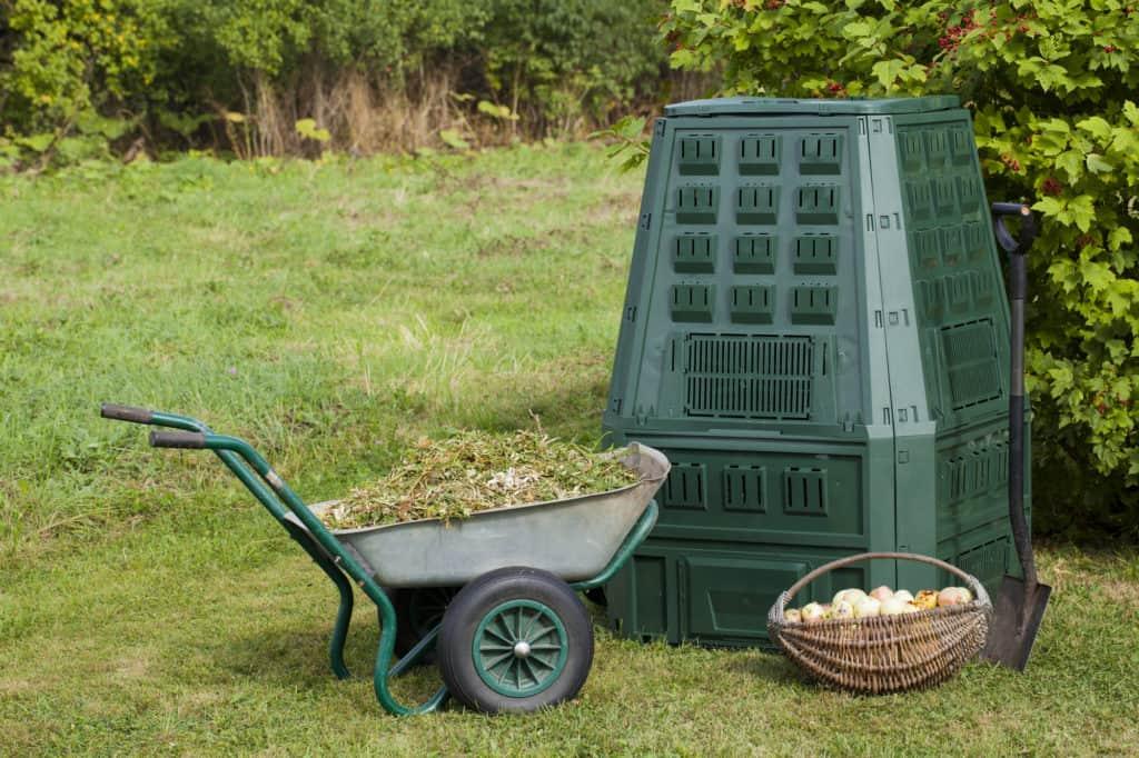 Was darf auf den Kompost (3)