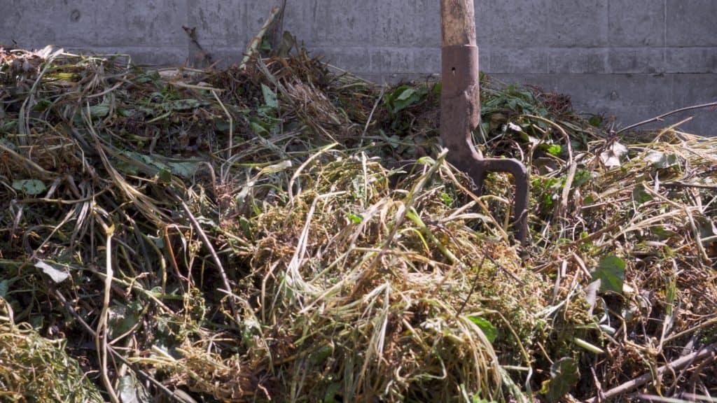 Komposter aus Beton