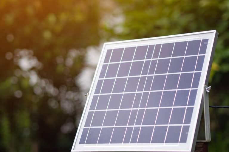 Gewächshausheizung Solar
