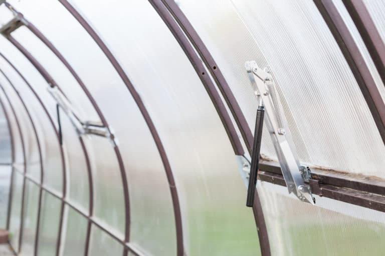 Automatischer Fensteröffner Gewächshaus Test